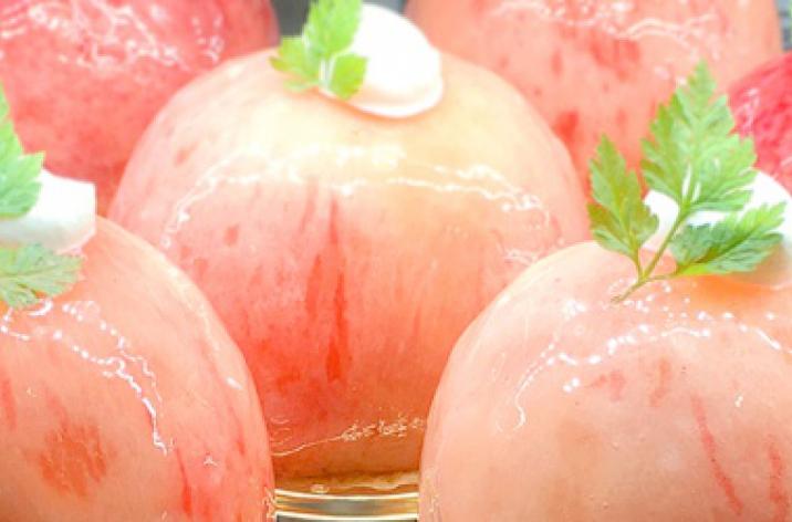 桃の季節ですね^^
