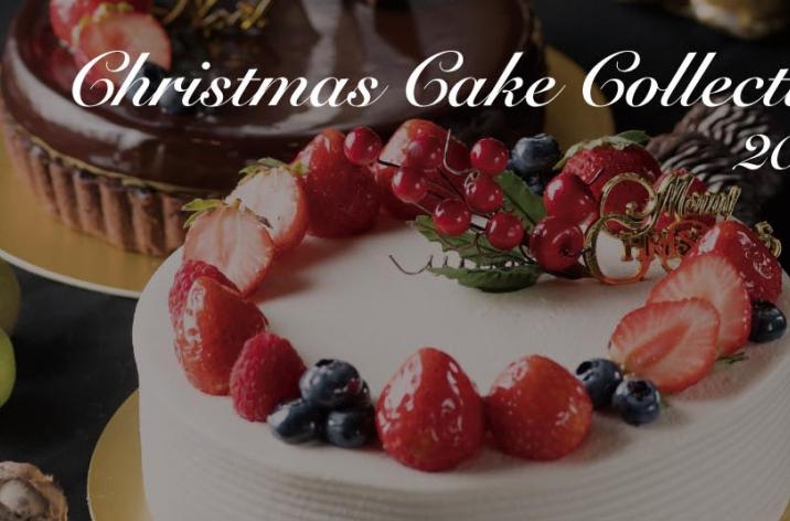クリスマスケーキご予約承ります。